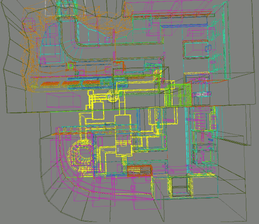 схема карты de_meat2