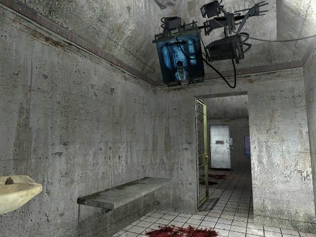 минимод The Red Meza для Half-Life 2